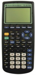 Texas Instruments TI-83 Plus Graphing Graphic Calculator