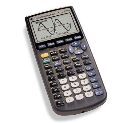 TI-83 Plus classroom set 10 pack