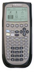 Texas Instruments TI-89 Titanium Graphing Grapic Calculator